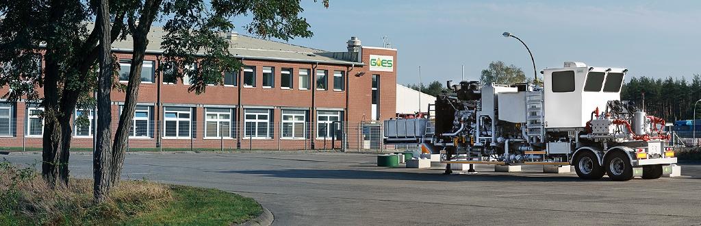 GOES headquarters in Wesendorf, Germany