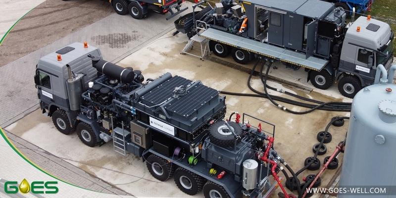 Frac_Pump_Blender_GOES_Oilfield_Industry_Equipment