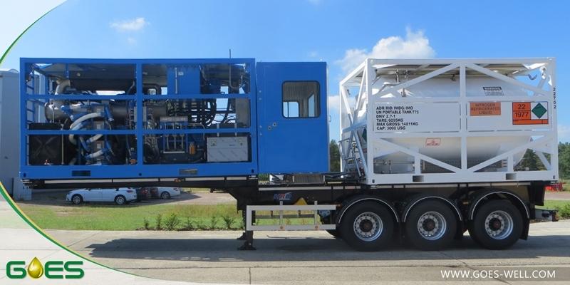 Nitrogen_pumping_trailer_GOES_Oilfield_Industry_Equipment
