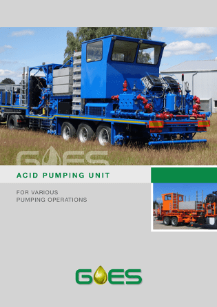 GOES_Acid_Pumping_Unit_data_sheet