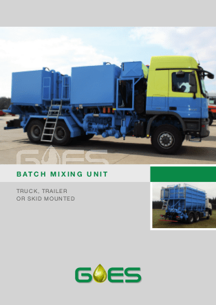 GOES_Batch_Mixing_Unit_data_sheet