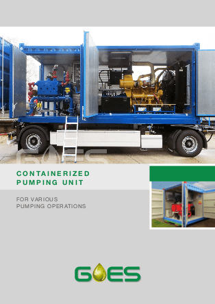 GOES_Containerized_Pumping_Unit_data_sheet
