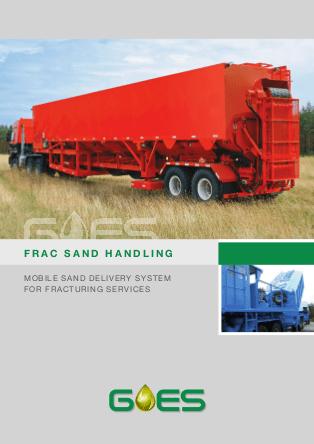 GOES_Frac_Sand_Handling_data_sheet