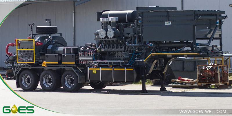 Frac_pump_trailer_GOES_Oilfield_Equipment