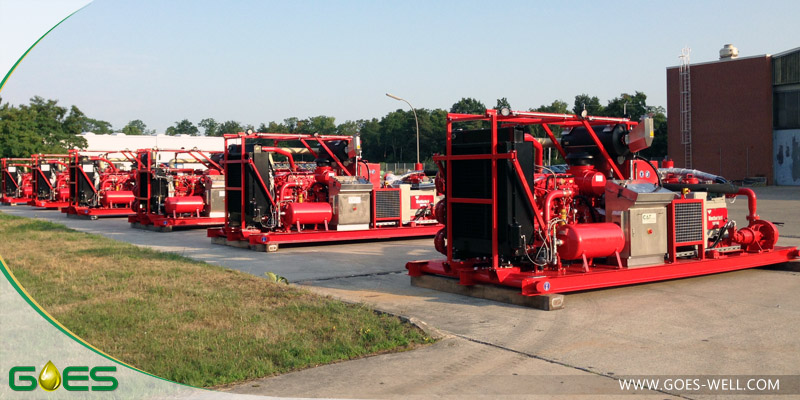 Mud_Pump_Skid_5_GOES_Oilfield_Indurstry_Equipment