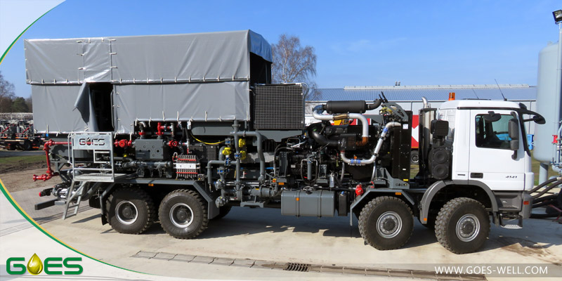 Twin_cementing_unit_GOES_Oilfield_Equipment